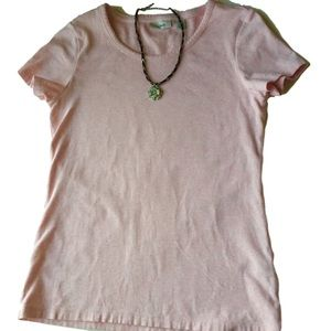 ❌CLEARANCE❌ LL Bean Pink Extra Small Tee